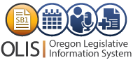 Oregon Legislative Information System