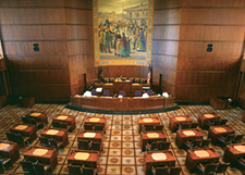 Image of the Senate Chamber