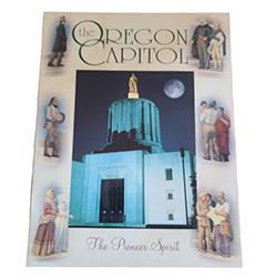 Oregon Capitol Book