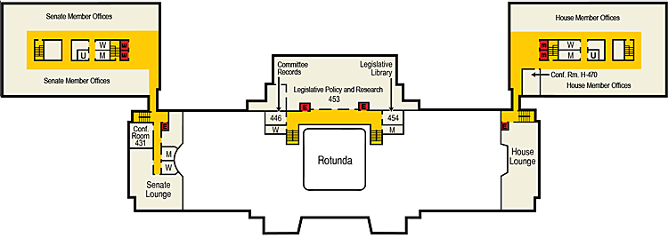 Floor Plan Of The Senate Thefloors Co