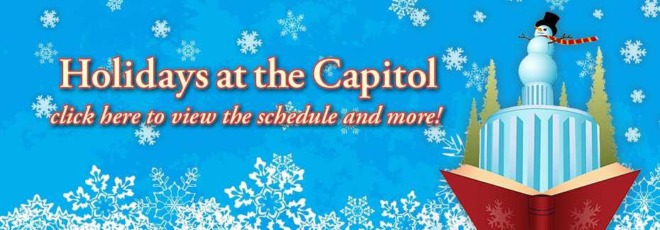 Holidays at the Capitol